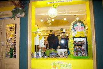Boutique Brin de Folie in Québec