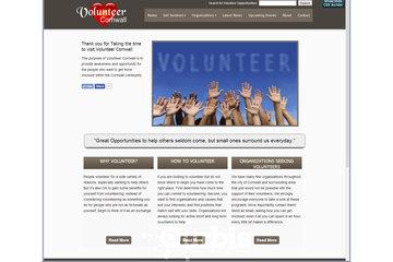 Branch Out Marketing in Ottawa: Volunteer website