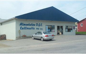 Alimentation D G C Caillouette