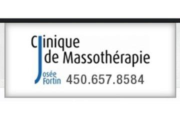 Massothérapie Josée Fortin à Repentigny: Massage Repentigny