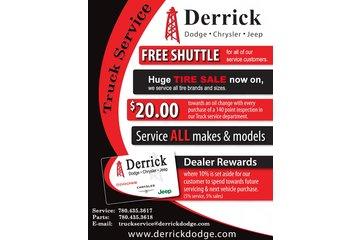 Derrick Dodge Chrysler Jeep Ram à Edmonton: Truck Service Specials.
