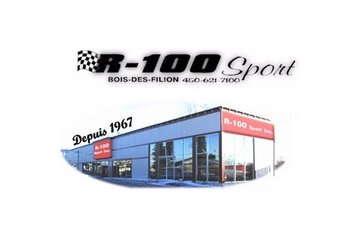 R-100 Sport Inc in Bois-des-Filion: Source : official Website