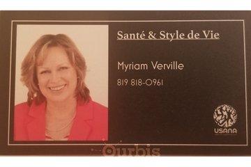 Myriam Verville, Santé & Style de Vie