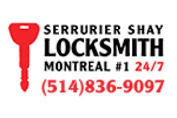 Shay Serrurier Montreal Locksmith