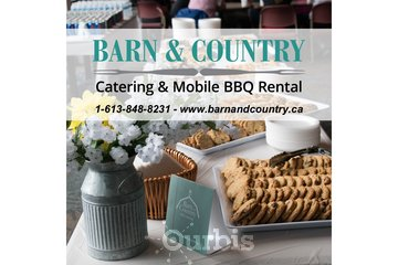 BARN AND COUNTRY CATERING AND MOBILE BBQ