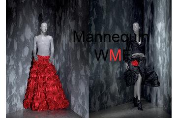 Groupe WMF Inc à Anjou: Mannequin abstrait