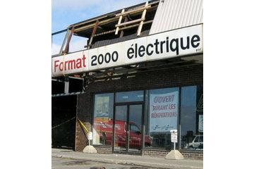 Format 2000 Electrique Enrg