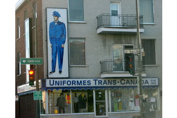 Uniformes Trans-Canada Cie Inc