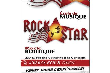 ÉCOLE de MUSIQUE ROCKSTAR | Cours Guitare | Cours Musique | Cours Piano