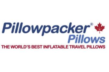Pillowpacker Inflatable Travel Pillows