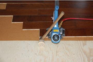 Inter Flooring in Port Coquitlam: floor installation
