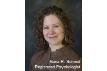 Maria R. Schmid, Psychologist