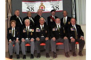 Legion Royale Canadienne - Filiale Pointe-Gatineau 58 à Gatineau: exécutif filiale 58