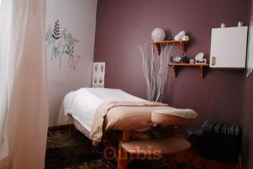 Massothérapie Marie-Lyne Langlois à Cowansville: La salle de traitement