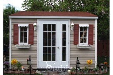 Cabanons S A in Laval: Cabanon rectangulaire
