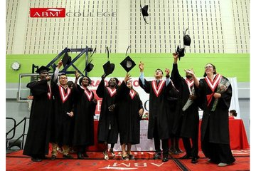 ABM College  in Calgary: Graduates May 2015