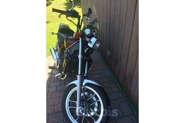 AUTO VTT MOTO A VENDRE in Sainte-Anne-des-Monts: Moto Honda v30 500cc 1984