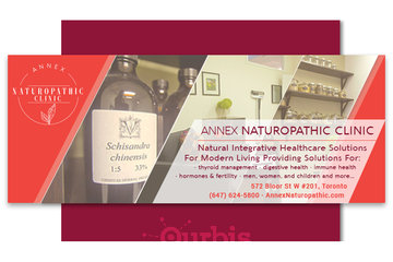Annex Naturopathic Clinic in Toronto: Cover