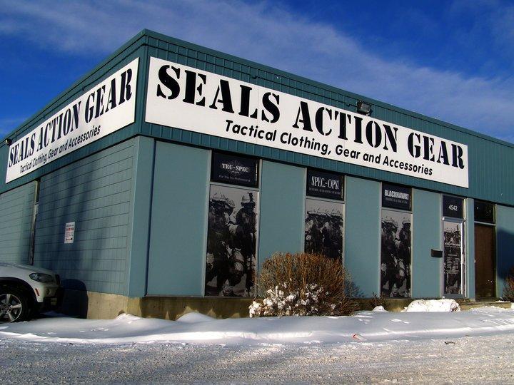 Seals Action Gear Calgary Ab Ourbis