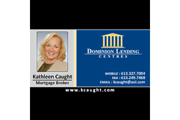 Kathleen Caught,  Broker Dominion Lending Center The Mortgage Source