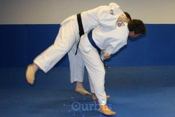 Judo Rive-Sud à unknown: Cours de judo pour enfants