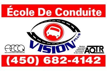 École De Conduite Vision Plus