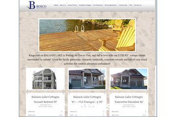 Branch Out Marketing in Ottawa: Cottage Rental Web Site