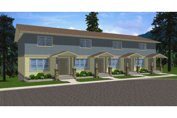 Westhome Planners Ltd in Penticton: Multifamily Plans