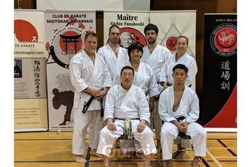Ryu Karaté Shotokan à Chateauguay: Avec Sensei Toyama