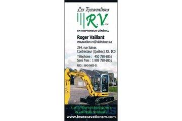 Les Excavations R.V. inc. à Contrecoeur