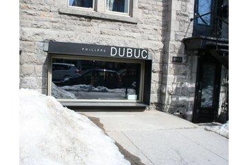 Boutique Philippe Dubuc à Montréal