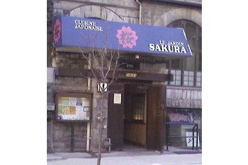 Restaurant Le Jardin Sakura à Montréal