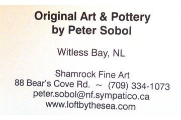 Original Art  & Pottery