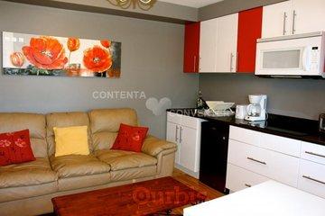 Les Appartements De La Belle Rive à Montreal: Location d'appartement court terme