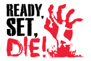 Ready, Set, DIE!'s Toronto Zombie 5K Run 2014