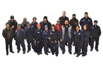 Menzies Metal Products à Surrey: Menzies Staff
