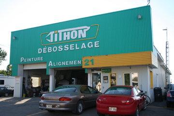Tithon Débosselage à Saint-Clément