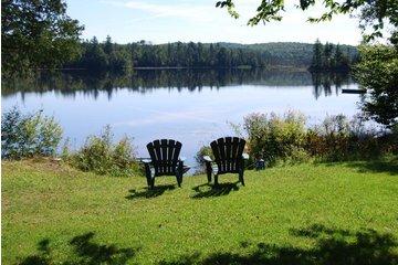 L'Hostellerie du Lac Noir in Nominingue: Relax and enjoy