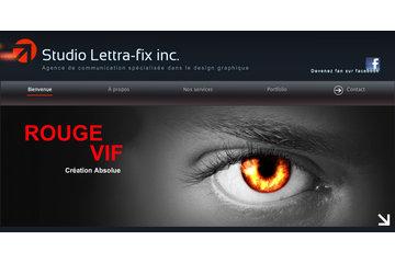 Studio Lettra-Fix Inc à Châteauguay