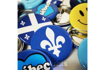 MACARON QUÉBEC in L'Epiphanie: Macarons promotionnels personnalisés