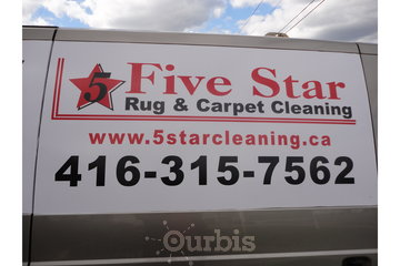 Five Star Rug & Carpet Cleaning&24/7 Flood Emergency company in Richmond Hill: Green rug and carpet cleaning services