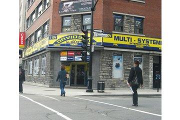 Davidson Image & Son Multi-Système International à Montréal