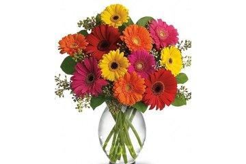 Flowers on 1st