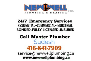 New Well Plumbing & Heating Ltd.
