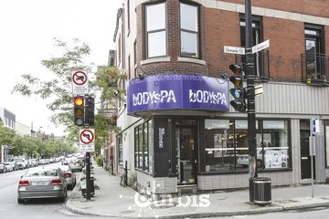 Body Spa in Montréal: Coiffures hommes