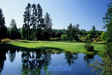 Morgan Creek Golf Course in Surrey