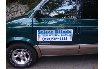 Select Blinds & Custom Window Coverings