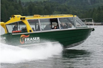 Fraser River Safari Ltd in Mission: Fraser River Safari Jet boat