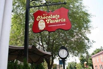 Les Chocolats Favoris Inc in Lévis