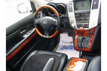 A and A Detailing in Lindsay: Interior of Lexus